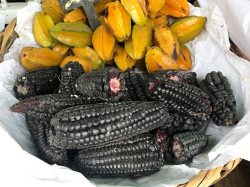 Choclo Morado: Purple Corn