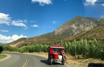 Moto Taxi - Cajamarca